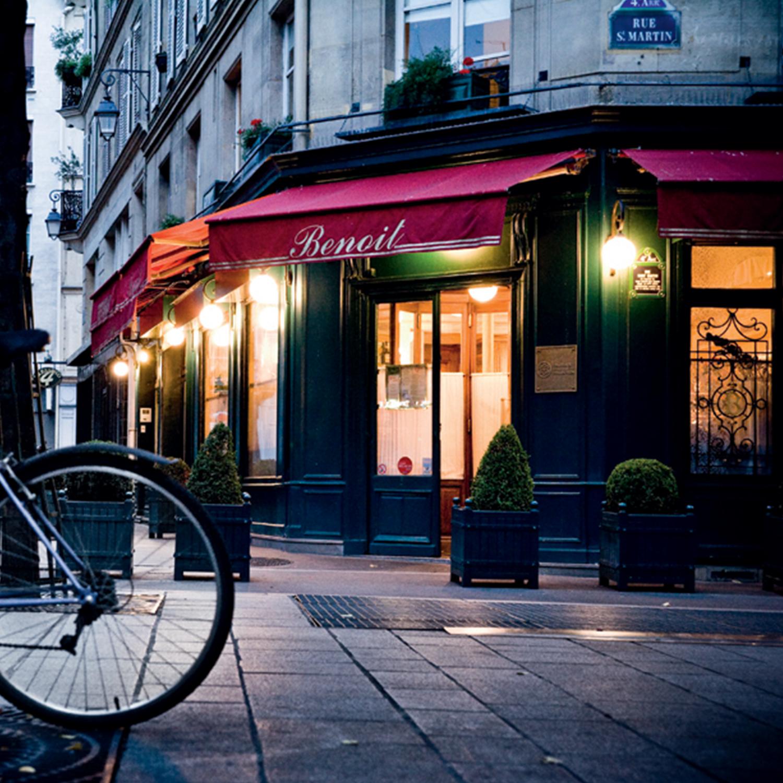 Benoit Paris